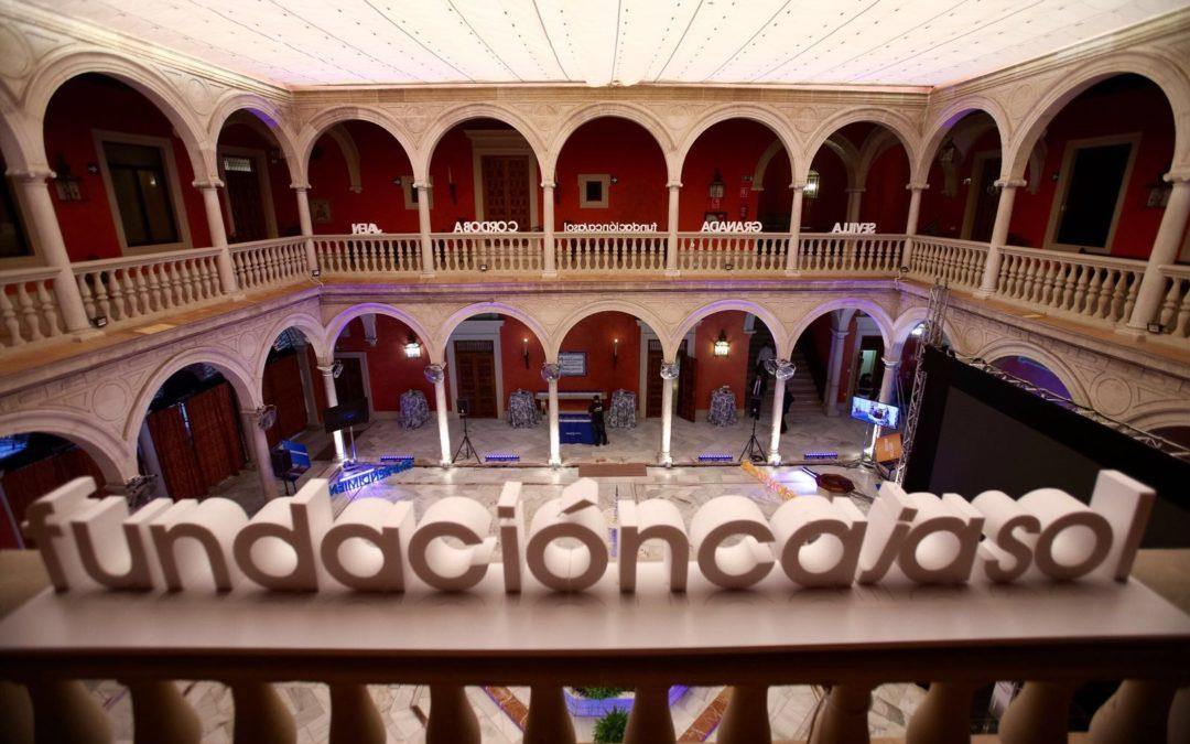 La Fundación Cajasol hace balance con la presentación de su Memoria de actividades 2015
