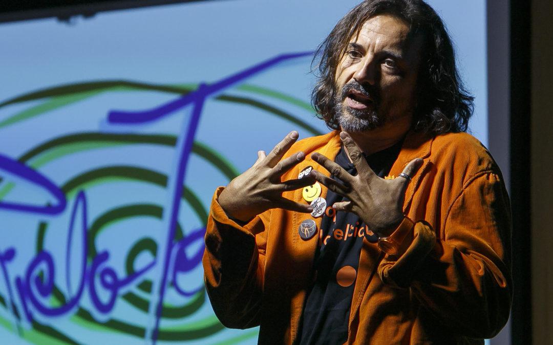 Noche de 'Rieloterapia' en la Fundación Cajasol
