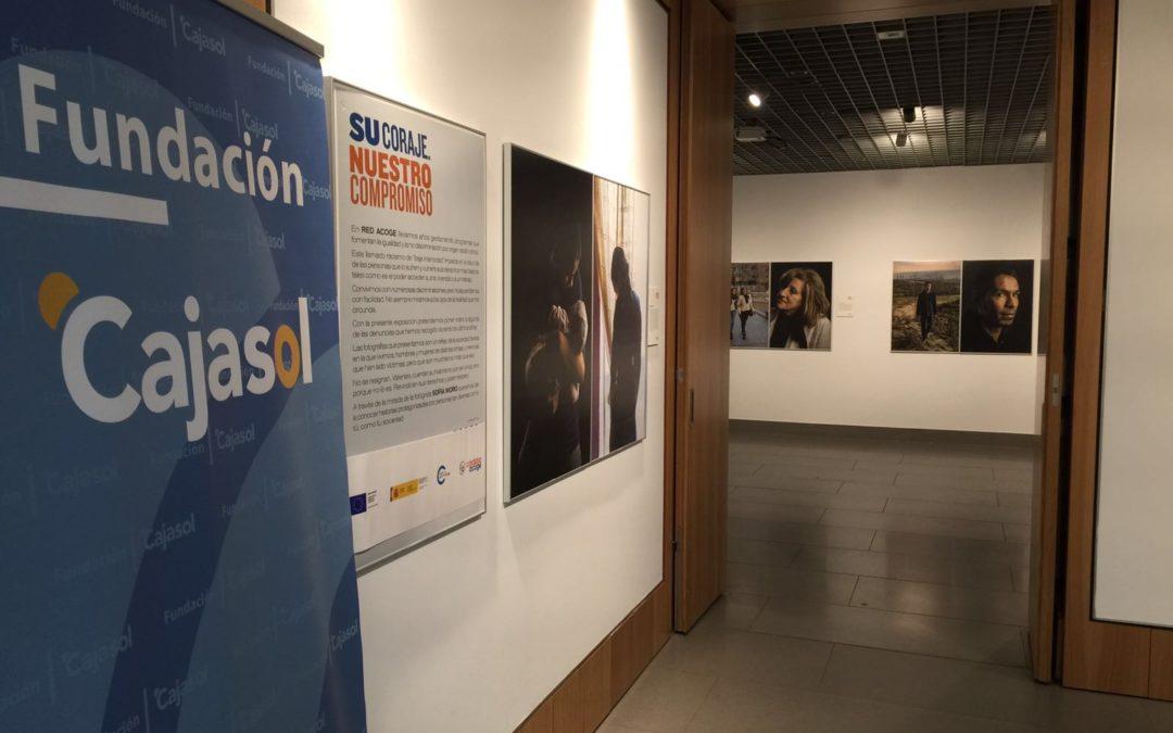 Exposición 'Su Coraje. Nuestro compromiso', en la sede cordobesa de la Fundación Cajasol hasta el 12 de junio
