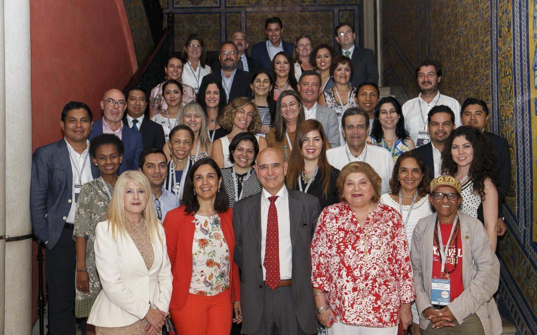 Misión Técnica Internacional en Andalucía de Fundación Cajasol y Unión Iberoamericana Municipalista