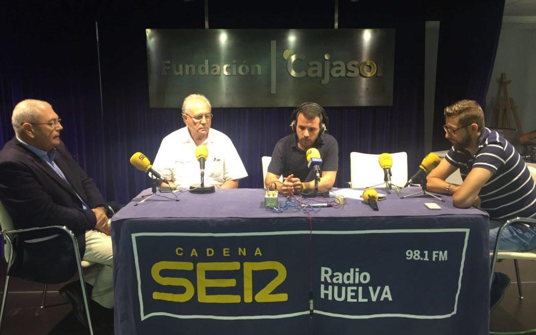 La Fundación Cajasol aporta 40.000 euros a la campaña de Salvación del Recreativo de Huelva