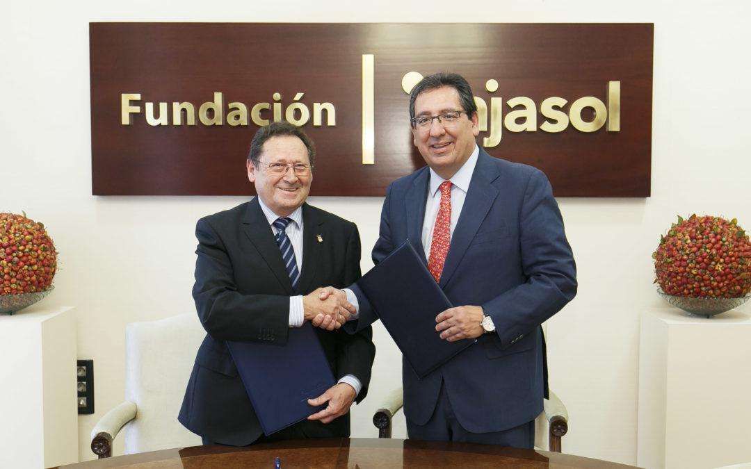 La Fundación Cajasol mantiene su compromiso con el Club Agrupación de Voleibol Esquimo