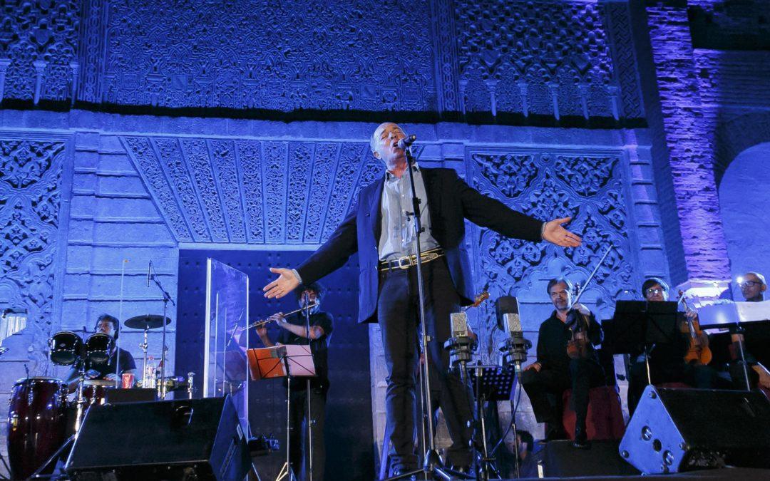 Noche inolvidable en el Alcázar para celebrar los 30 años de José Manuel Soto en el mundo de la música