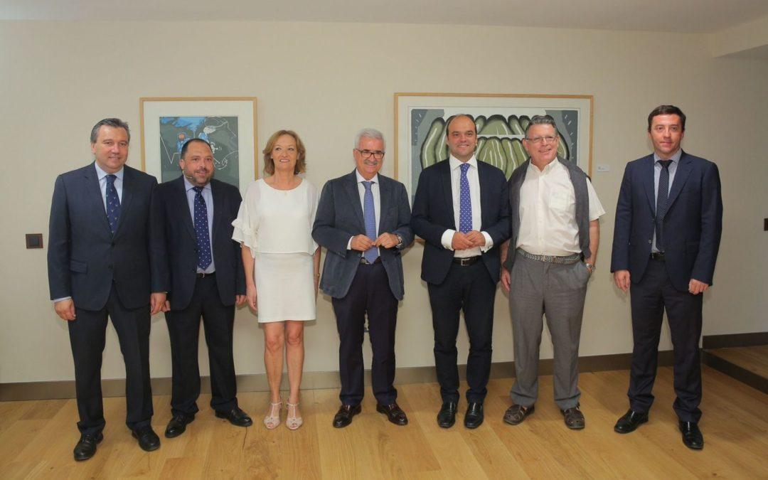 Jornada sobre el impacto del 'Brexit' en el sector agroalimentario en la Fundación Cajasol
