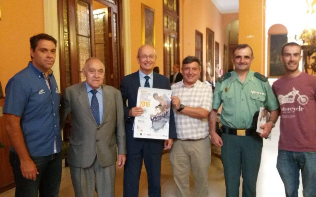 La Fundación Cajasol colabora con la XI Challenge Vuelta Ciclista a la Provincia de Sevilla