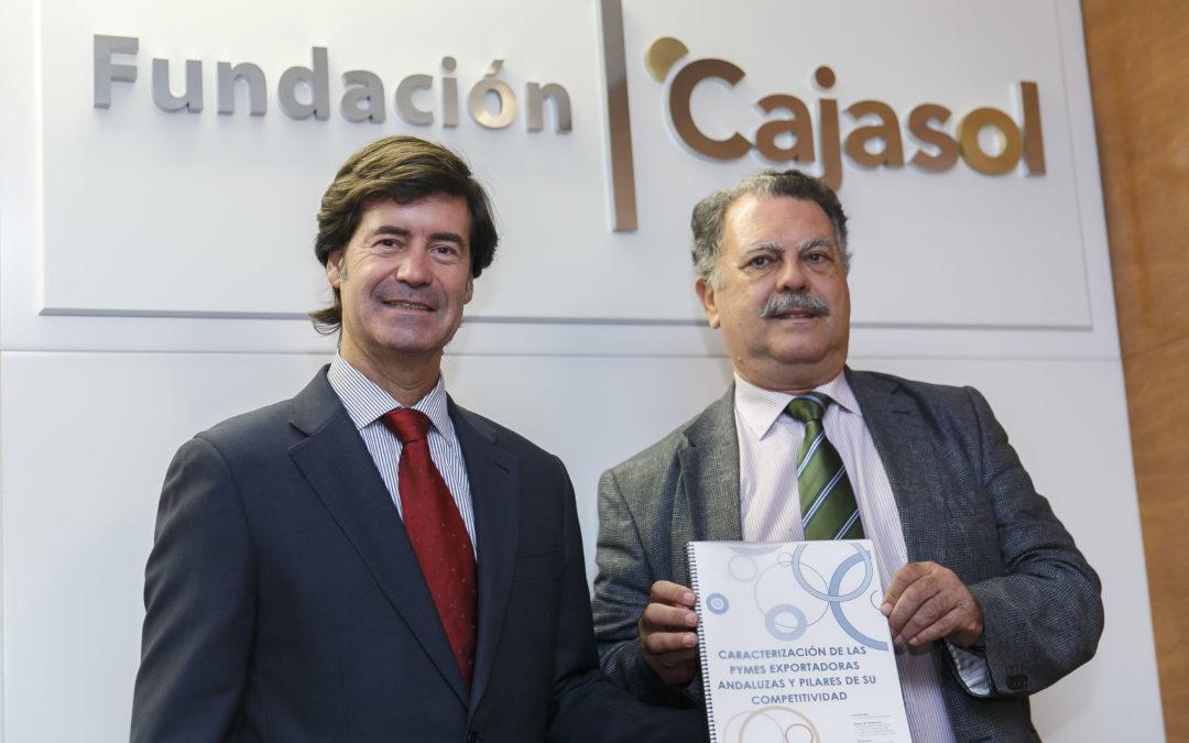 La Fundación Cajasol y la CES presentan el informe 'Caracterización de las PYMES Exportadoras Andaluzas y pilares de su competitividad'