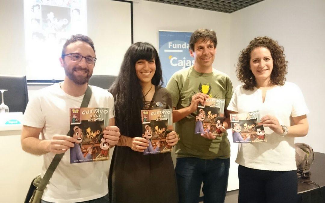 La Fundación Cajasol apuesta por la cultura del cómic en Córdoba