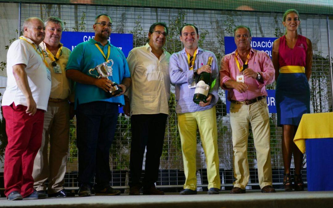 Premio Fundación Cajasol 2016 en las Carreras de Caballos de Sanlúcar