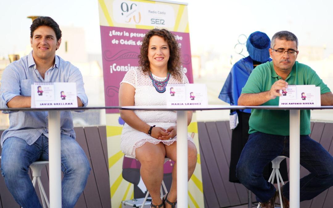 Gran final del concurso 'Doctorado Honoris Cádiz', de la Cadena SER, en la Fundación Cajasol