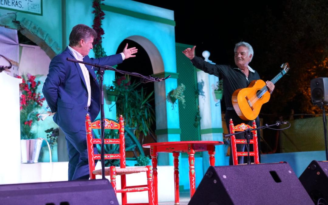 La Fundación Cajasol respalda el XLI Concurso Nacional de Cante por Peteneras en Paterna de Rivera