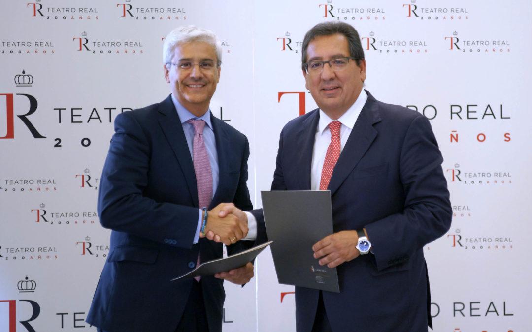 La Fundación Cajasol y el Teatro Real unen sus fuerzas en pro de la cultura