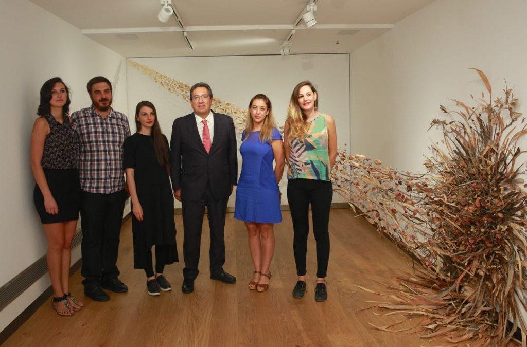 La Fundación Cajasol invita a descubrir la nueva muestra 'Un lugar en el mundo' hasta el 9 de octubre