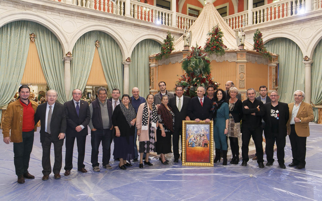 La Fundación Cajasol presenta el concurso artístico para dar imagen a los Gozos de Diciembre 2016