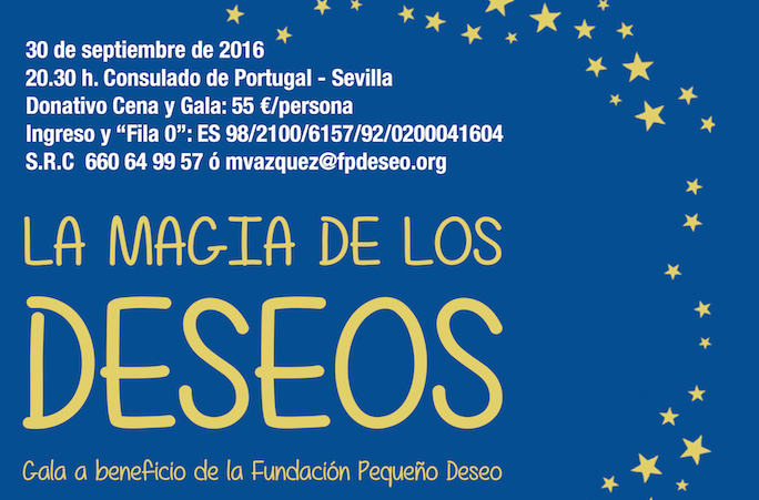 La Fundación Cajasol se une a 'La magia de los deseos'