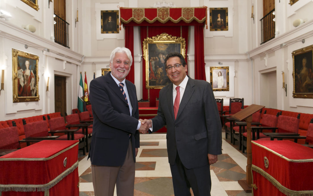 La Fundación Cajasol y la Fundación Real Academia de Medicina y Cirugía de Sevilla apuestan por la investigación