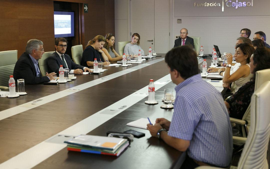 La Fundación Cajasol acoge una productiva jornada sobre últimas tendencias en Voluntariado Corporativo