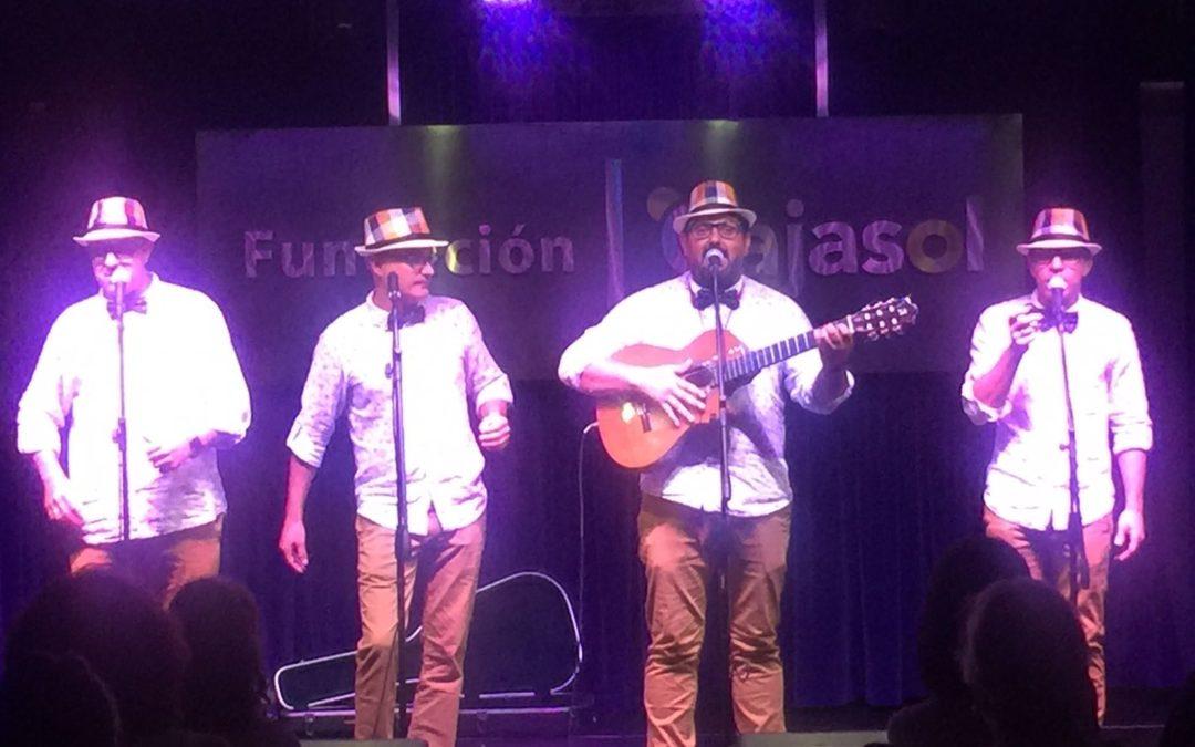 El grupo 'Ni chicha ni limoná' actúa en el ciclo 'En clave de humor' de la Fundación Cajasol en Huelva