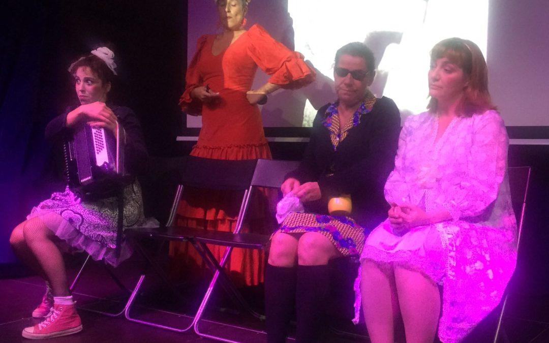 La obra teatral 'Silencio, por favor' inaugura el ciclo 'En clave de humor' de la Fundación Cajasol en Huelva