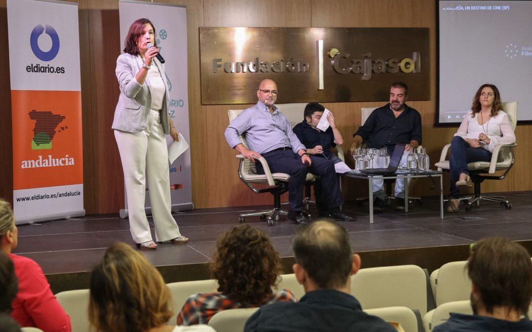 I Jornadas 'Laboratorio Andaluz de Cine' en la Fundación Cajasol