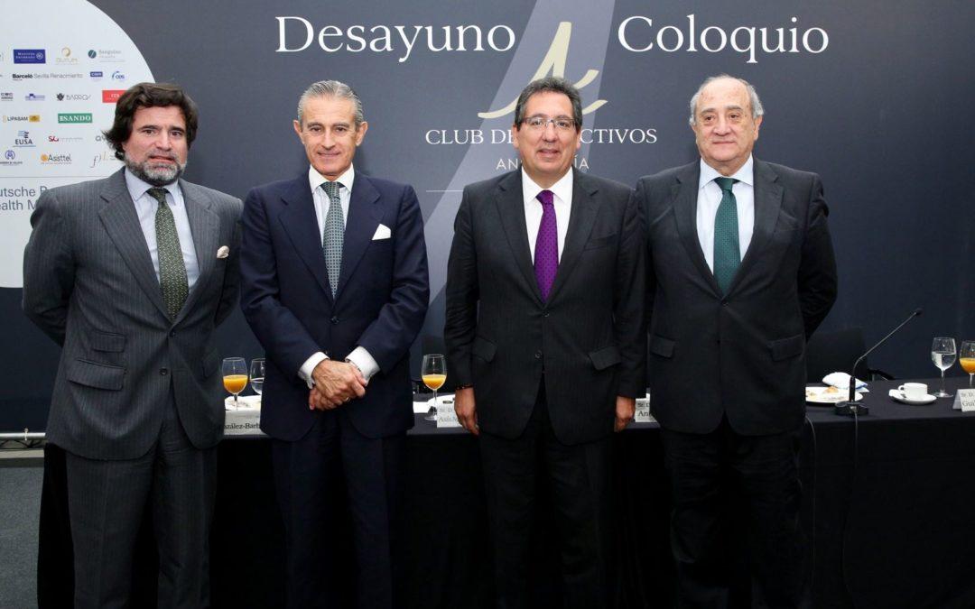 El Club de Directivos Andalucía inicia el curso 2016-17 con la participación del Presidente Ejecutivo de Europa Press