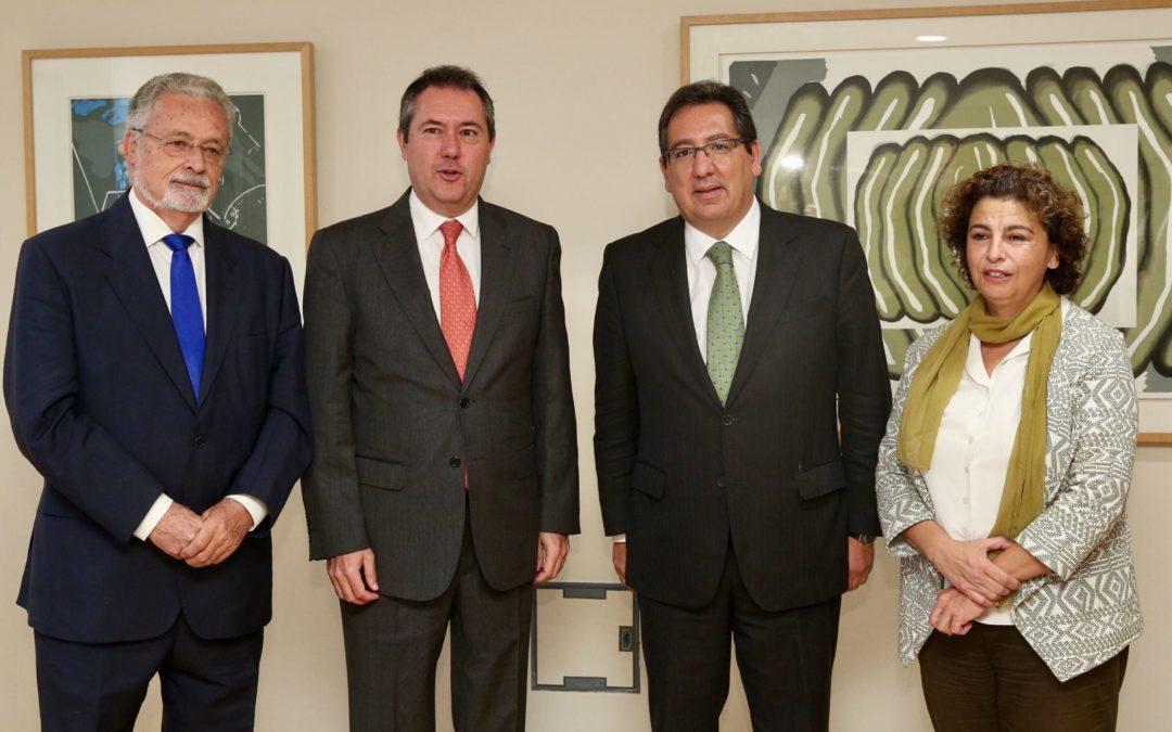 Jornada 'Ciudades inteligentes, ciudades inclusivas' en la Fundación Cajasol