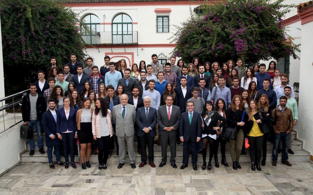 Inauguración del curso académico 2016/2017 en el Instituto de Estudios Cajasol
