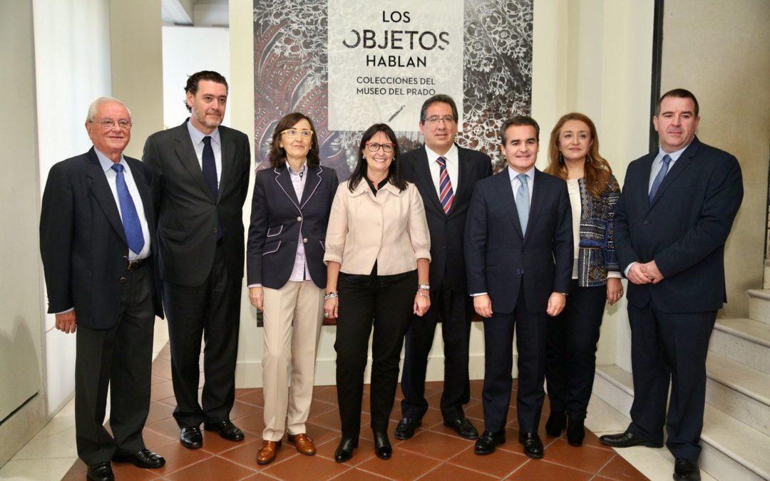 Exposición 'Los objetos hablan. Colecciones del Museo del Prado' en el Museo de Bellas Artes de Sevilla