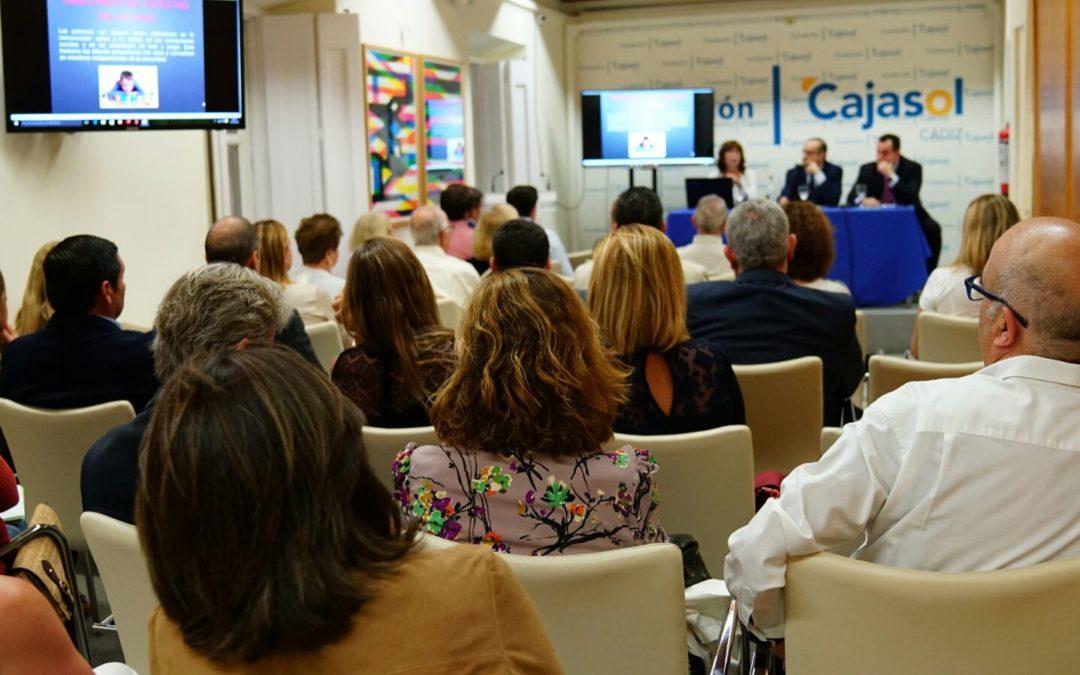 La Fundación Cajasol y Asisa estrenan el Aula de Salud en Cádiz analizando 'Los trastornos del espectro del autismo en la actualidad'