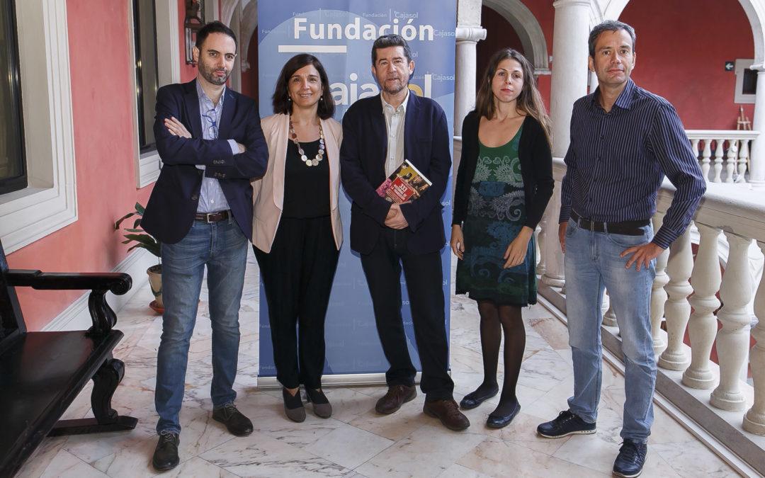 Encuentros de LA RAZÓN con Carlos Santos en la Fundación Cajasol