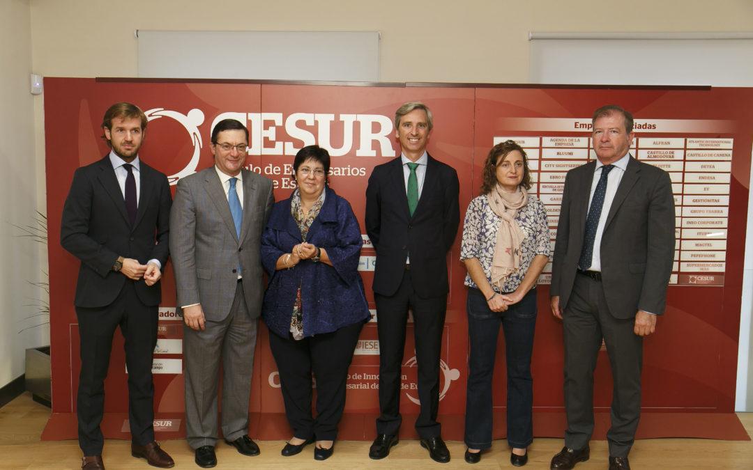 Ciclo think tank de innovación empresarial de CESUR con Elisa Martín Garijo, Directora de tecnología e Innovación IBM España