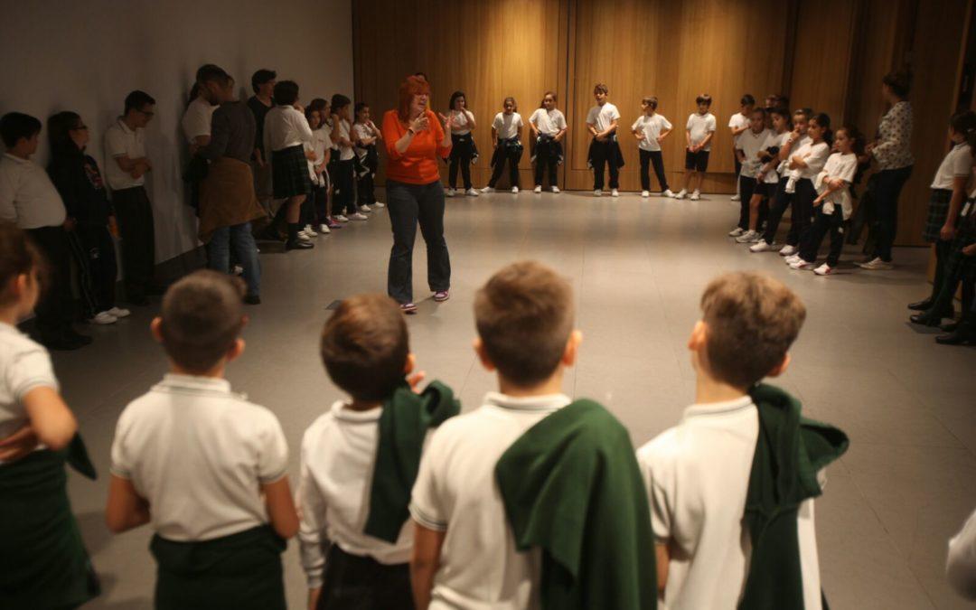 El programa 'Diveraprende', en la sede de la Fundación Cajasol en Córdoba hasta el mes de diciembre