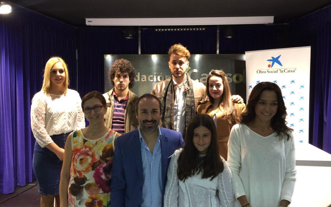 La cantera del flamenco muestra su arte en el 'XI Ciclo de Jóvenes Flamencos' de la Fundación Cajasol en Huelva