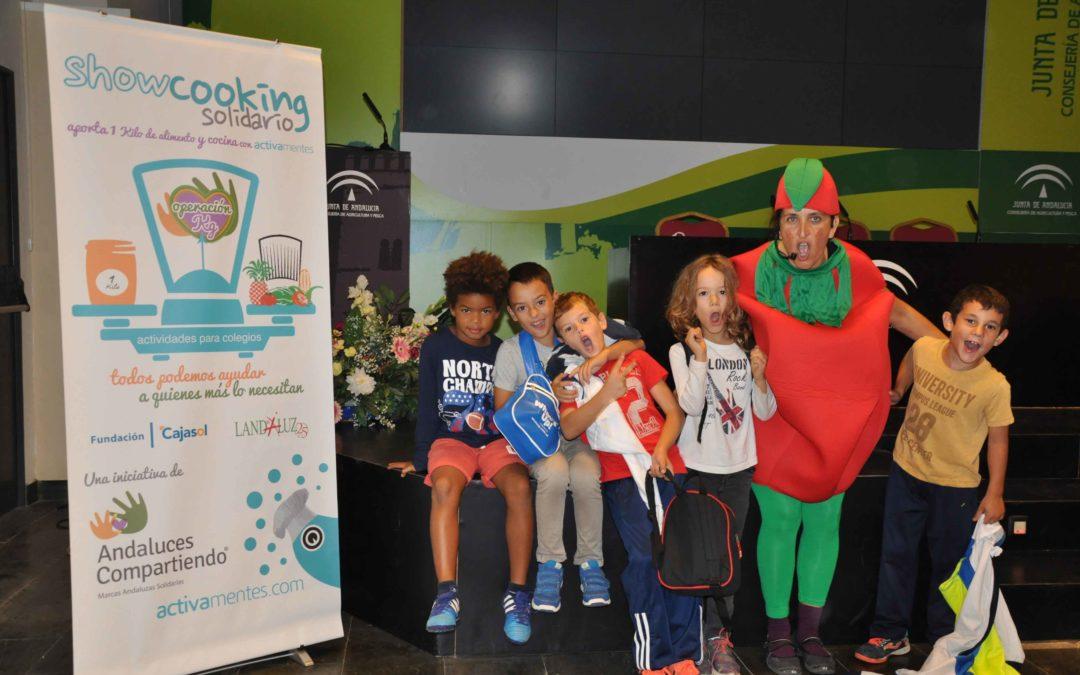 'Showcooking Solidario' en la Hacienda de Quinto hasta el mes de diciembre