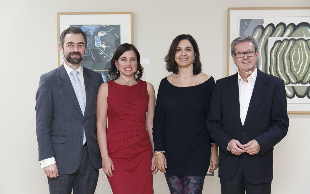 Conferencia de Bárbara Silva en la Fundación Cajasol dentro del ciclo 'Jornadas Singulares'