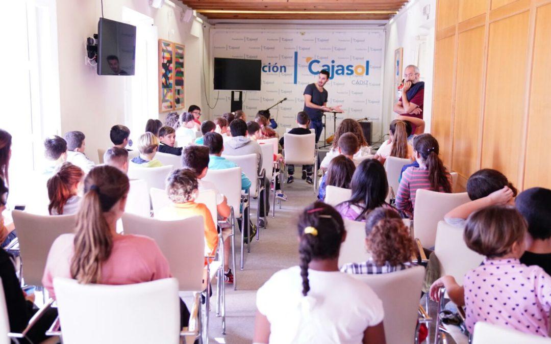 La Fundación Cajasol se suma a la celebración del Día del Flamenco