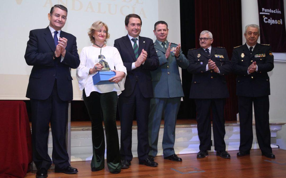 Entrega de los IV Premios Menina Andalucía en la Fundación Cajasol