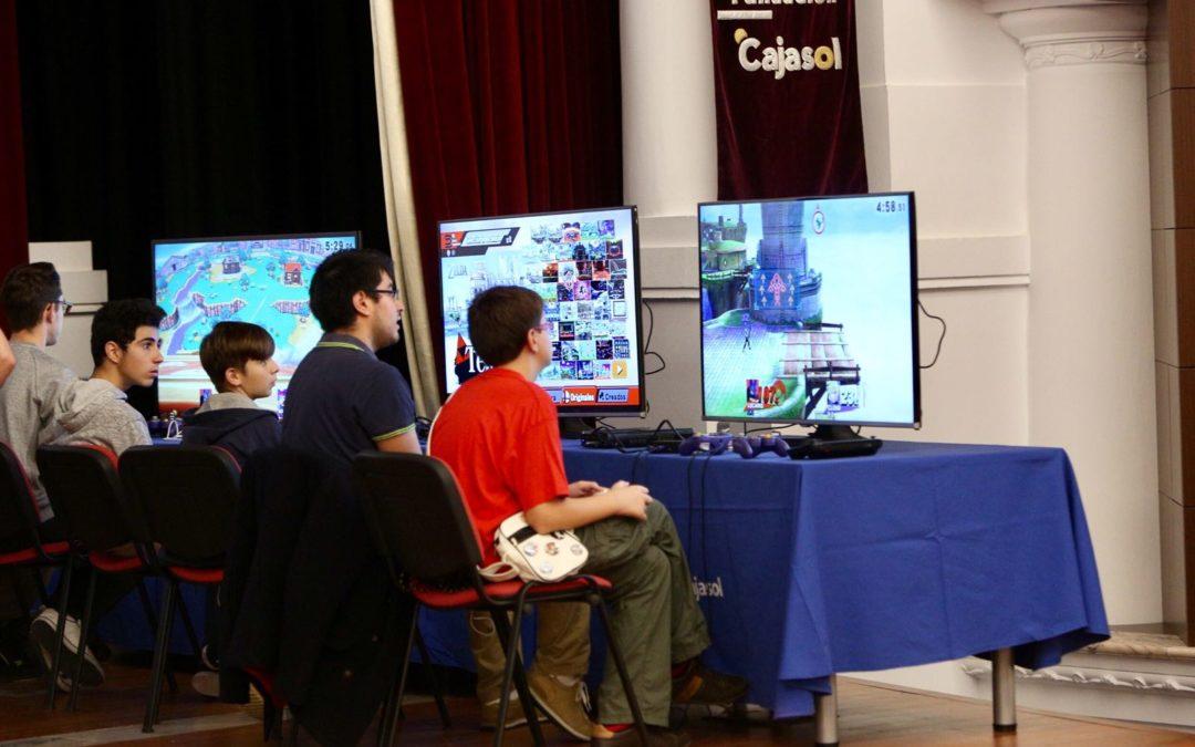 La Fundación Cajasol, epicentro del videojuego con la celebración del SevillaGame