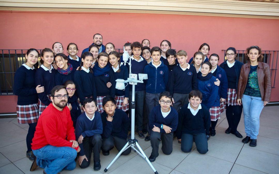 'La Máquina del Tiempo' se pone en marcha en el Cajasol Lab