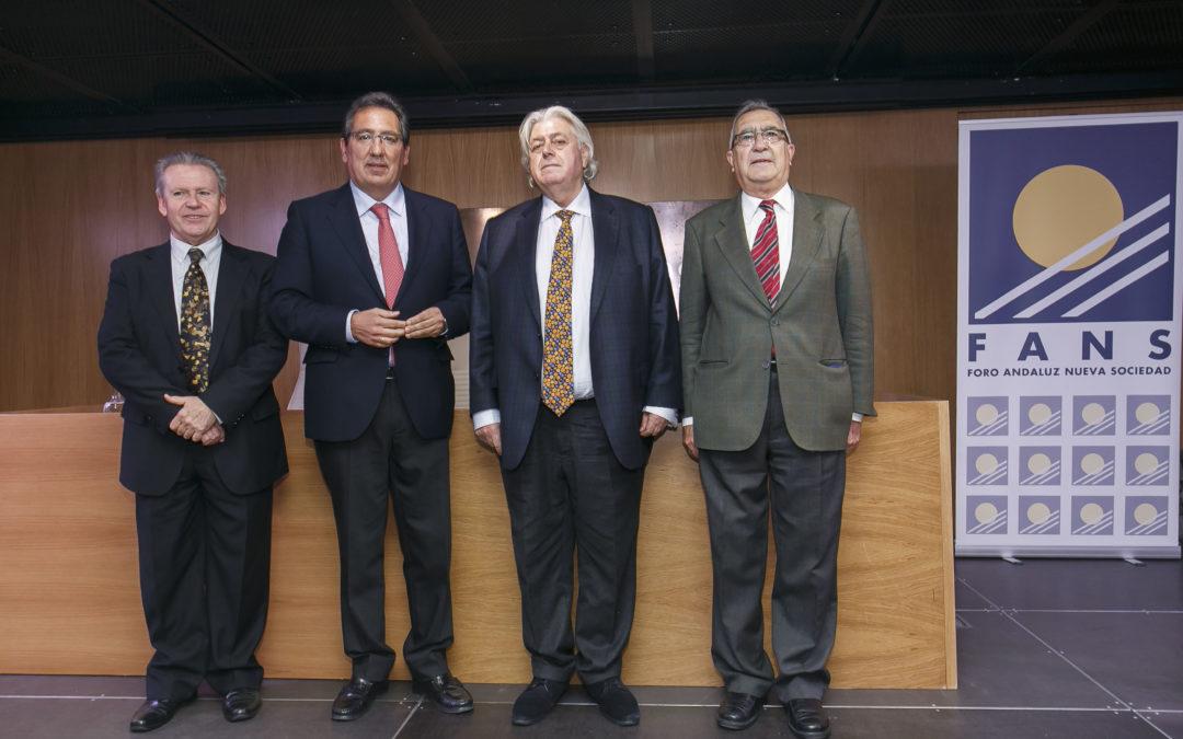 El Foro Andaluz Nueva Sociedad homenajea a Miguel de Cervantes en la Fundación Cajasol