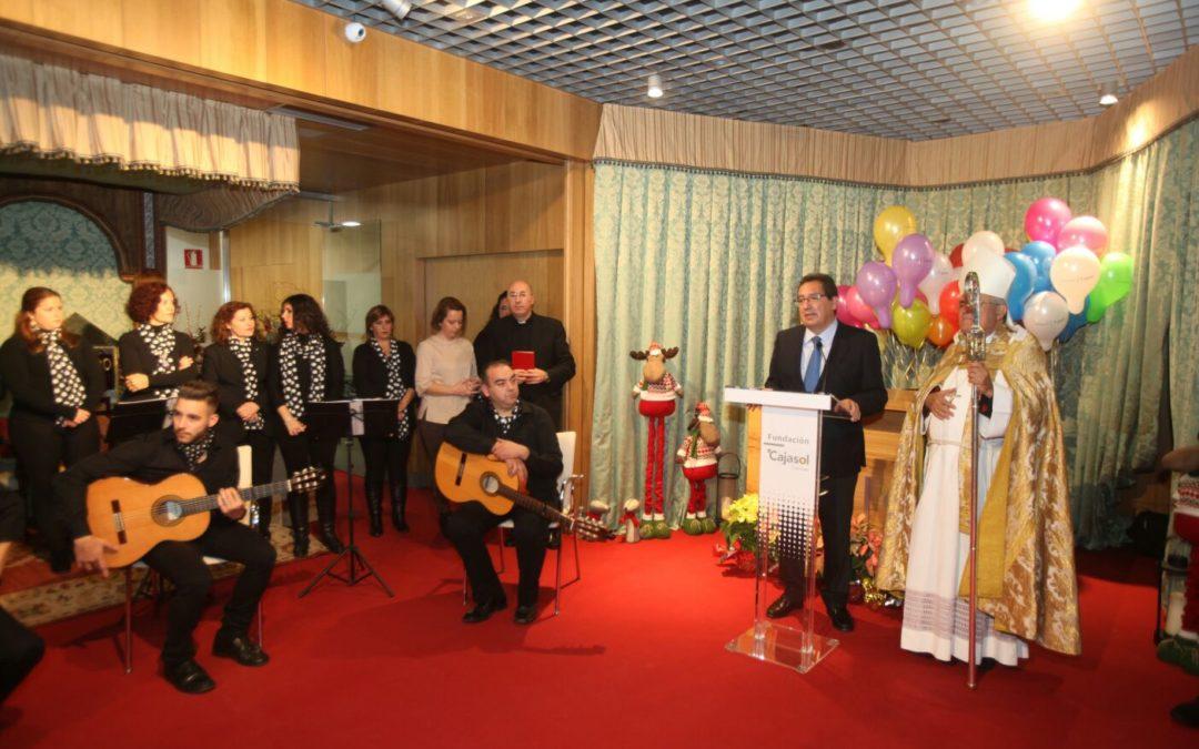 """La Fundación Cajasol prepara una Navidad """"para compartirla con los cordobeses"""""""