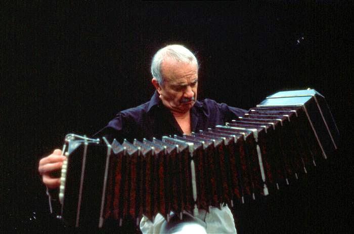Astor Piazzolla, protagonista del Cine-Club de la Fundación Cajasol en diciembre con 'tango y cine'