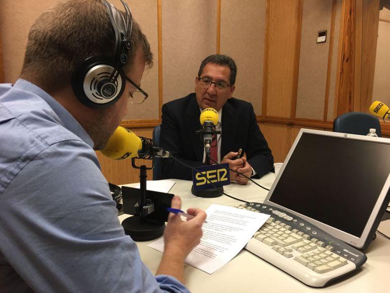 """Antonio Pulido: """"Me siento enormemente satisfecho y orgulloso por la extraordinaria labor que estamos haciendo en la Fundación Cajasol"""""""