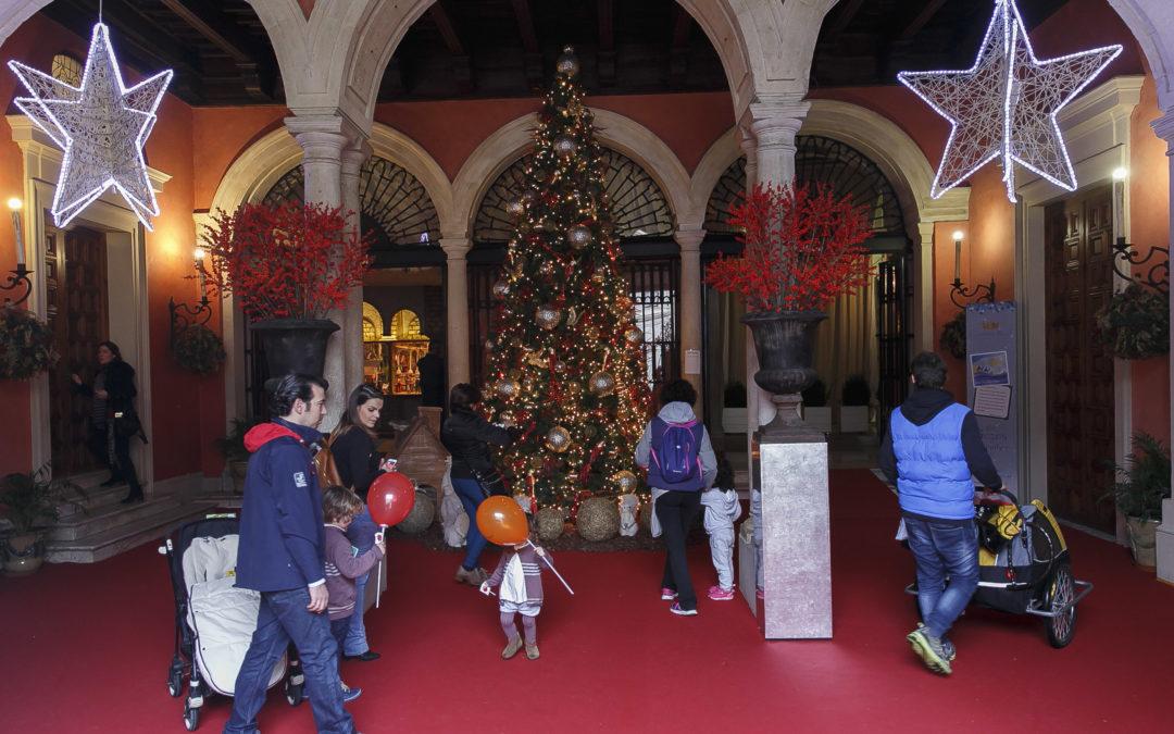 Más de 160.000 personas han disfrutado de la actividades navideñas dentro de los Gozos de Diciembre de la Fundación Cajasol en Sevilla