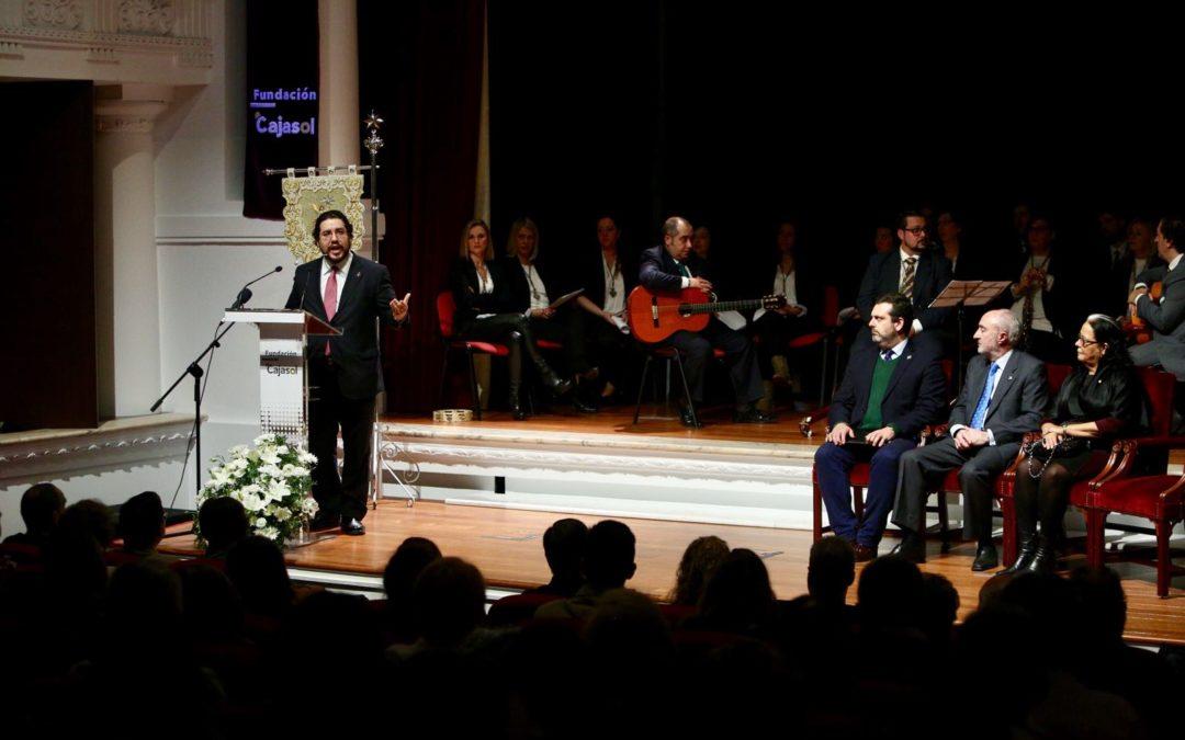 XXXIX Pregón de la Navidad de Sevilla en la Fundación Cajasol