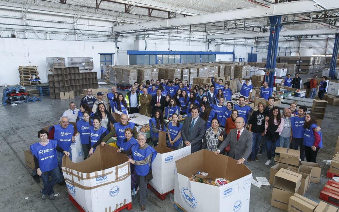 La Fundación Cajasol celebra el 'Día Internacional del Voluntariado'