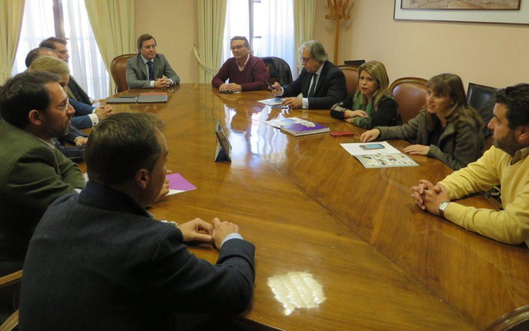 La Fundación Cajasol facilita la instalación de un Instituto de FP Sanitario en Jerez