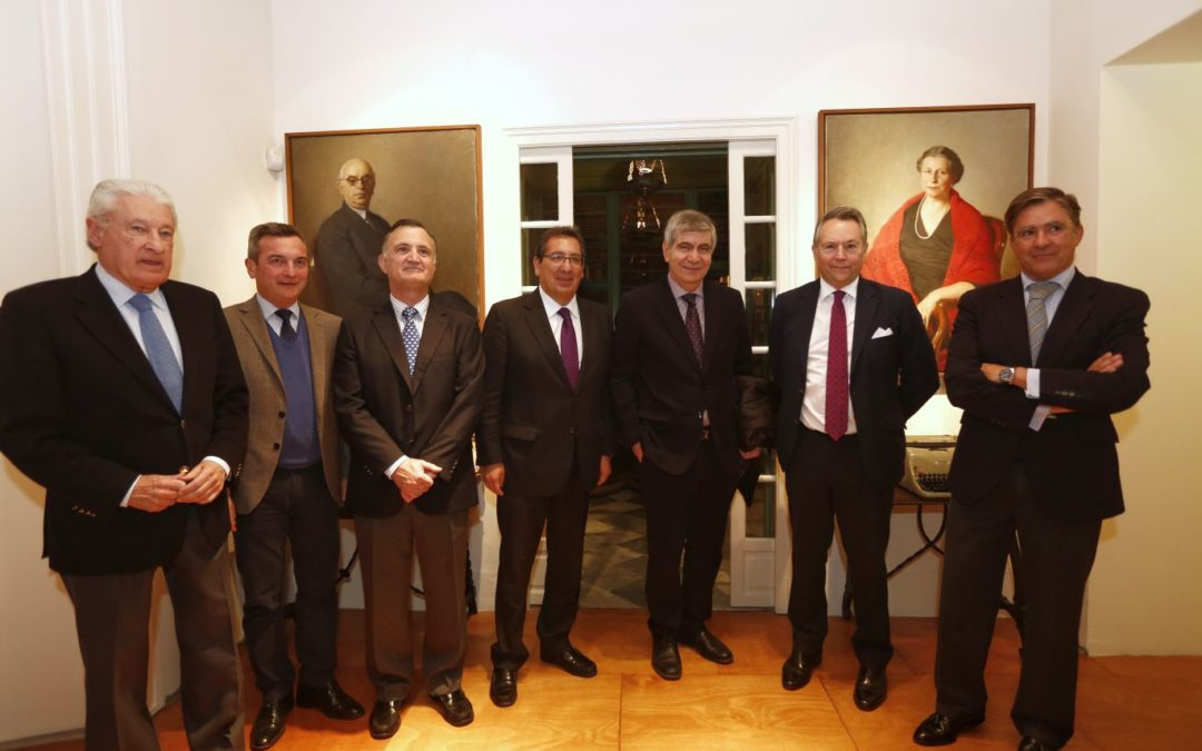 Foro de Cádiz: Conferencia de Manuel Bustos '¿Por qué debemos celebrar el Tricentenario? La respuesta de la Historia'