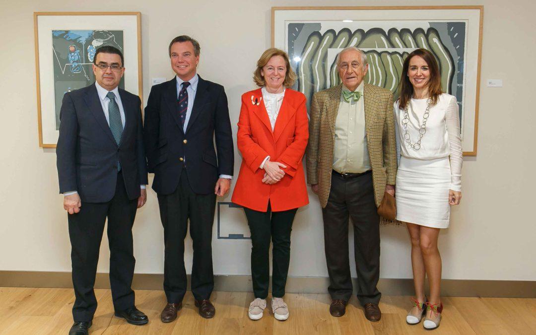 Inocencio Arias presenta sus memorias 'Yo siempre creí que los diplomáticos eran unos mamones' en el Aula Cultura de ABC de Sevilla