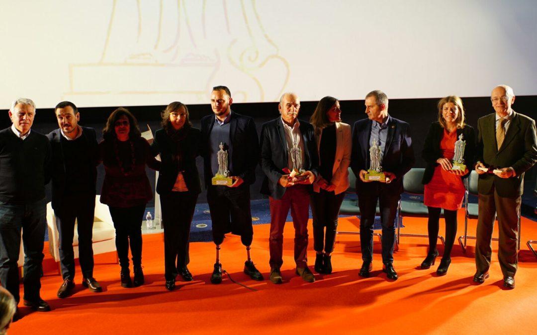 La Fundación Cajasol recibe el Premio Especial de los IX Premios Valores a la Ciudadanía