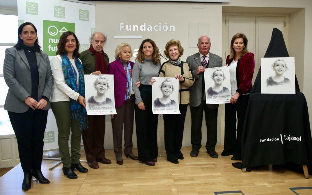 El Rastrillo de la Asociación Nuevo Futuro Sevilla, del 8 al 11 de febrero en el Hotel Meliá Lebreros
